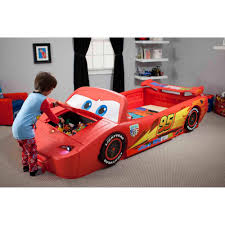 twin toddler beds com delta children cars lightning mcqueen to bed with 2 bedroom