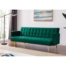 clementine 3 seater clic clac sofa bed
