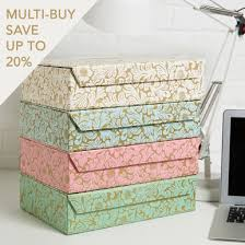 home office storage boxes. DECORATIVE GOLD FLORAL HOME OFFICE STORAGE BOXES Home Office Storage Boxes