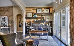 french doors for home office. traditional home office with maine heritage timber plank crown molding rustic style floating french doors for o