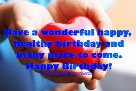 heart touching birthday wishes for you