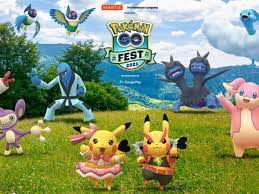 Pokemon Go Fest 2021 and Google are ...