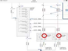 upfitter wiring diagram help f ford truck enthusiasts forums look at the left side of the upfitter switches for the circuit i m talking about