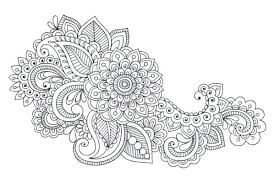 Mandala Coloring Pictures To Print Flower Mandala Coloring Pages