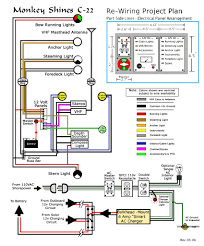 rewiring my catalina 30 sailboatowners com forums exceptional 22 catalina 30 electrical panel at Catalina 30 Wiring Diagram