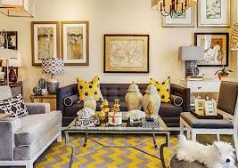 Yellow Home Decor Accents Livingroom Decor in Beige with Yellow Accents Picsdecor 46