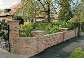 Small Picture Brickwork Garden Walls Retaining Walls Boundary Walls and