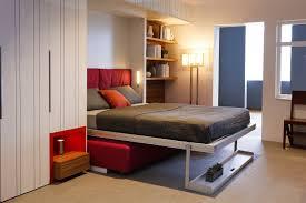 creative bedroom furniture. bedroomfuturistic bedroom design with creative storage and dark grey bed sheet decor ideas furniture