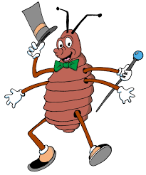 Welcome to the Bed Bug Club projectophile