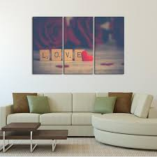 love blocks multi panel canvas wall art on panel wall art review with love blocks multi panel canvas wall art elephantstock