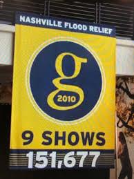 Garth Brooks Bridgestone Arena Seating Chart Garth Brooks Honored With Banner In Bridgestone Arena
