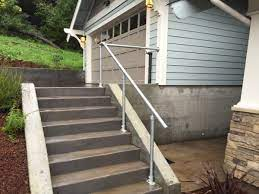 Maybe this is a good time to tell about handrail ideas. 14 Exterior Handrail Ideas Simplified Building