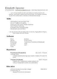 Emergency Medical Technician Resume Emt Resume Sample Emergency