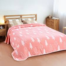 king size blanket. Brilliant Blanket Six Layers Muslin Blanket Summer Quilt Double King Size 100 Cotton  On The And N
