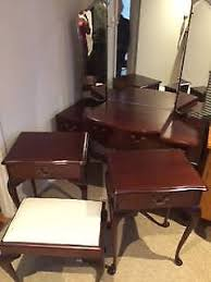 antique mahogany bedroom chairs. queen anne mahogany bedroom suite antique chairs
