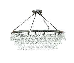 semi flush crystal chandelier flush mount glass drop crystal chandelier chrome light up flush mount crystal
