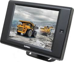intec video systems vehicle safety camera systems car vision display model cvd650lcd