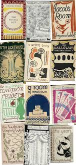 virginia woolf s sister designed all her book covers amazing