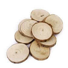 Log Crafts Amazoncom Oulii Wood Log Slices Discs For Diy Crafts Wedding