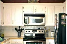 dimension overhang dimensions countertop microwave small kitchen size interesting on inside renovation requirements planning guides standard