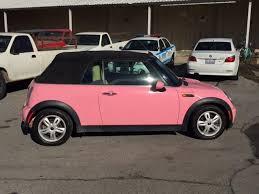 mini cooper convertible pink. 2005 mini cooper convertible pink
