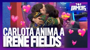 CARLOTA ANIMA a IRENE FIELDS | TOP GAMERS ACADEMY - YouTube