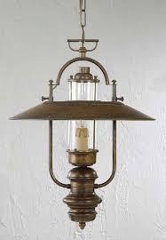pendant lighting rustic. Pattern Simply Lantern Pendant Light Minimalist Brass Copper Plated Chained Single Glass Tiny Lamps Rustic Model Lighting