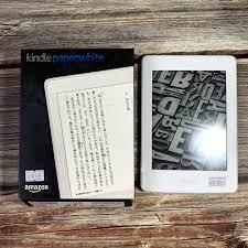 Máy Nhật Cũ] Máy Đọc Sách Kindle Paperwhite Manga Gen 3 7th Code 6846