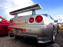 nissan skyline r34 modified. Brilliant R34 HIGHLY MODIFIED 1999 Nissan Skyline R34 GTR Vspec Review  Arneja Trading  YouTube Intended Modified S