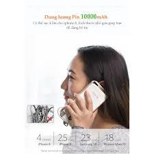 ✪ CHÍNH HÃNG ✪ Sạc dự phòng Yoobao 10000 mAh Share10000