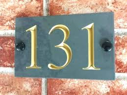 house number plaques modern house number plaque club with regard to address plaques plan modern house house number plaques
