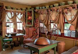 Primitive Country Kitchen Curtains 25 Images About Harley Davidson Home Decor Ward Log Homes