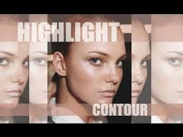 easy everyday contouring with powder nose face and eyes you