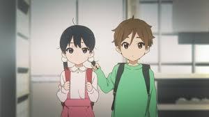 Kyoto Animation Background Art: Tamako Love Story : anime