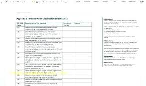 It Audit Report Template Internal Luxury Thinking For