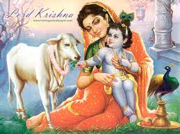 Bal Krishna Yashoda Wallpapers & Images ...