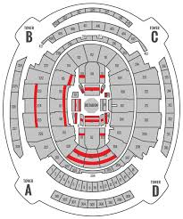 Problem Solving Msg Seating Chart For Ufc Madison Square