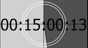 15 Minute Timer Video