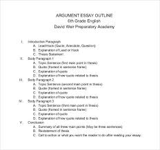 sample essay outlines twenty hueandi co sample essay outlines