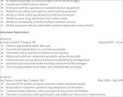 Resume Objective Customer Service - Roddyschrock.com