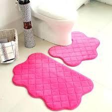 light pink bathroom rugs pink bathroom rug sets set pink color new soft bath pedestal mat light pink bathroom rugs