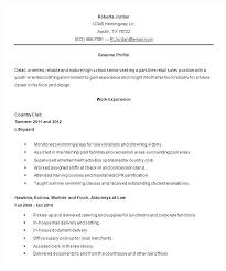 Summer Internship Resume Sample Best of Internship Resume Objectives Summer Internship Resume Objective