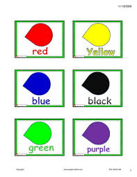 colors for kids. Interesting Kids ColoursColors Flashcards On Colors For Kids