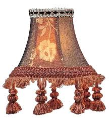 burdy bedroom lamps fabric laminated lampshades paper