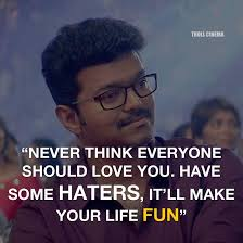 Thalapathys Words Make Us Understand What Life Is Sk