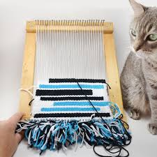 save big buckake a diy loom out of stuff you probably already have lying