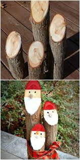 Log Crafts 8 Best Scarecrows Images On Pinterest Scarecrows Wooden Spoons