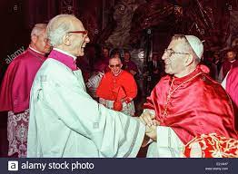 Papa Giovanni Paolo I High Resolution Stock Photography and Images - Alamy