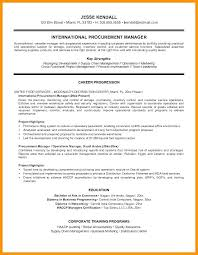 Purchasing Resumes Procurement Manager Resume Project Manager Resume Resume Samples 87