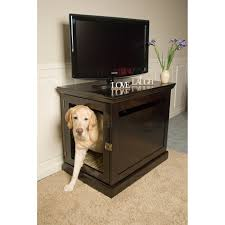 furniture denhaus wood dog crates.  Furniture DenHaus TownHaus Wood Dog Crate Furniture  Houses At Hayneedle To Furniture Denhaus Wood Dog Crates A